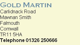 Gold Martin